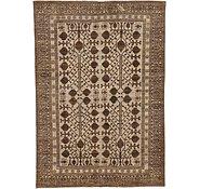 Link to 6' 10 x 9' 10 Khotan Ziegler Oriental Rug
