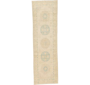91x305 Khotan Ziegler Rug