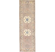 Link to 3' x 9' 9 Khotan Ziegler Oriental Runner Rug