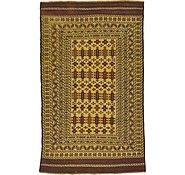 Link to 4' x 6' 9 Kilim Afghan Rug