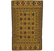 Link to 3' 10 x 6' 2 Kilim Afghan Rug