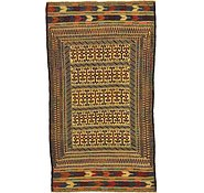 Link to 4' x 7' Kilim Afghan Rug