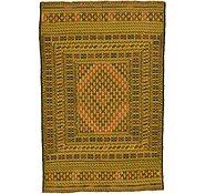 Link to 4' 3 x 6' 5 Kilim Afghan Rug
