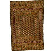 Link to 4' 2 x 6' 2 Kilim Afghan Rug