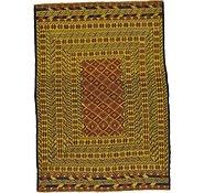 Link to 4' 3 x 6' Kilim Afghan Rug