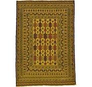 Link to 4' 4 x 6' 2 Kilim Afghan Rug
