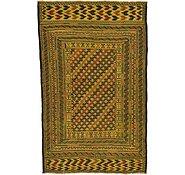 Link to 4' 2 x 6' 8 Kilim Afghan Rug