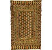 Link to 4' 4 x 6' 8 Kilim Afghan Rug