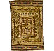 Link to 3' 10 x 5' 10 Kilim Afghan Rug