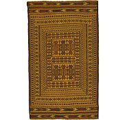 Link to 122cm x 195cm Kilim Afghan Rug