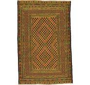 Link to 4' x 6' Kilim Afghan Rug