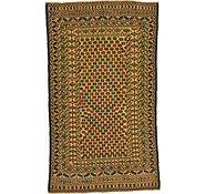 Link to 3' 9 x 6' 4 Kilim Afghan Rug