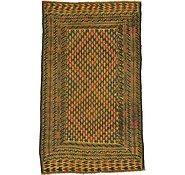 Link to 4' x 6' 5 Kilim Afghan Rug