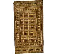 Link to 3' 9 x 6' 8 Kilim Afghan Rug