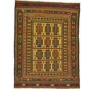 Link to 122cm x 163cm Kilim Afghan Rug