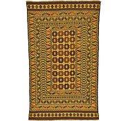 Link to 3' 9 x 6' 2 Kilim Afghan Rug