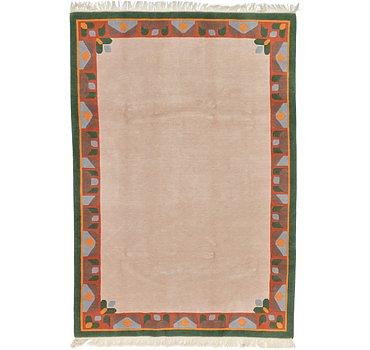 201x295 Nepal Rug