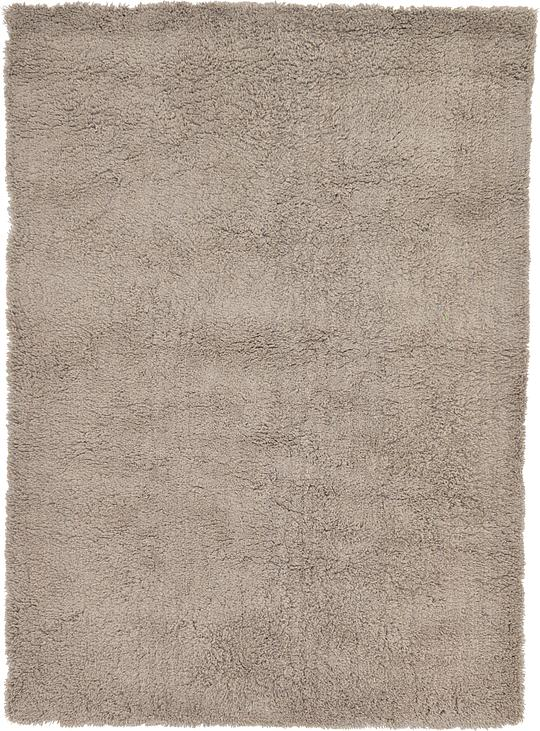 light brown 5 39 5 x 7 39 6 solid shag rug area rugs esalerugs. Black Bedroom Furniture Sets. Home Design Ideas