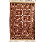 Link to 6' 9 x 10' 4 Afghan Mouri Oriental Rug