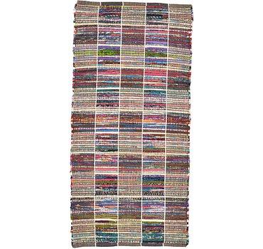 71x145 Kilim Dhurrie Rug