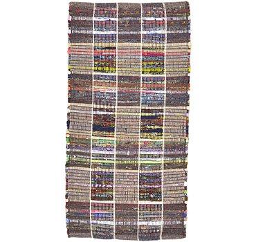 53x104 Kilim Dhurrie Rug