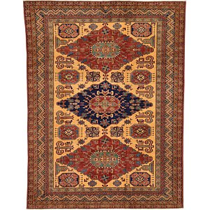 6' 8 x 8' 9 Kazak Oriental Rug