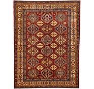 Link to 183cm x 235cm Kazak Oriental Rug