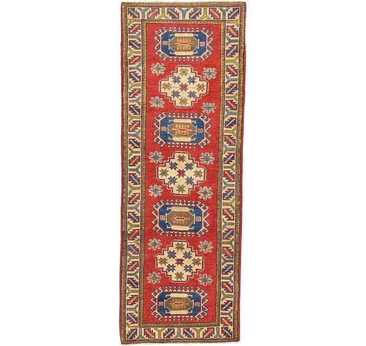 2' 2 x 5' 10 Kazak Oriental Runner Rug