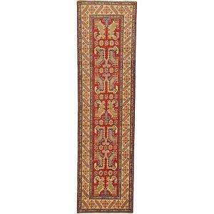 HandKnotted 2' 9 x 9' 9 Kazak Oriental Runner Rug
