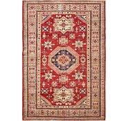 Link to 5' 7 x 8' Kazak Oriental Rug
