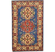 Link to 100cm x 160cm Kazak Oriental Rug