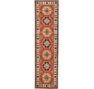 Link to 85cm x 312cm Kazak Oriental Runner Rug