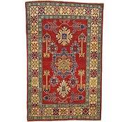 Link to 97cm x 152cm Kazak Oriental Rug