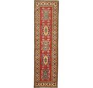 Link to 85cm x 295cm Kazak Oriental Runner Rug