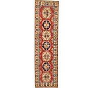 Link to 85cm x 318cm Kazak Oriental Runner Rug