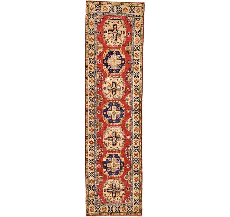 2' 10 x 10' 5 Kazak Oriental Runner Rug