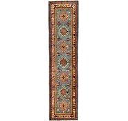 Link to 2' 9 x 10' 8 Kazak Oriental Runner Rug
