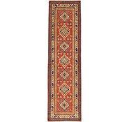 Link to 80cm x 295cm Kazak Oriental Runner Rug