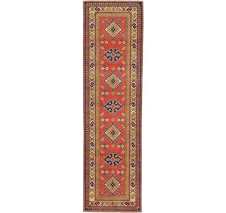 2' 8 x 9' 7 Kazak Oriental Runner Rug