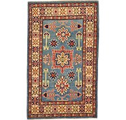 Link to 3' 2 x 5' 2 Kazak Oriental Rug