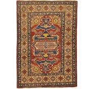 Link to 2' 10 x 4' Kazak Oriental Rug