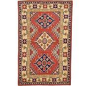 Link to 3' 10 x 6' Kazak Oriental Rug