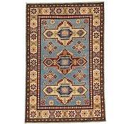 Link to 4' x 6' Kazak Oriental Rug