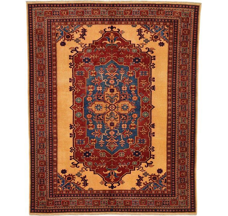 5' 3 x 6' 6 Kazak Oriental Rug