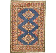 Link to 127cm x 188cm Kazak Oriental Rug