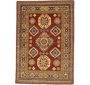 Link to 100cm x 142cm Kazak Oriental Rug