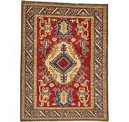 Link to 122cm x 165cm Kazak Oriental Rug