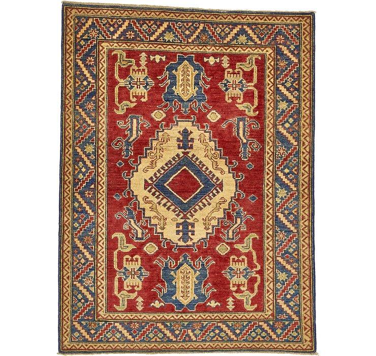 4' x 5' 5 Kazak Oriental Rug