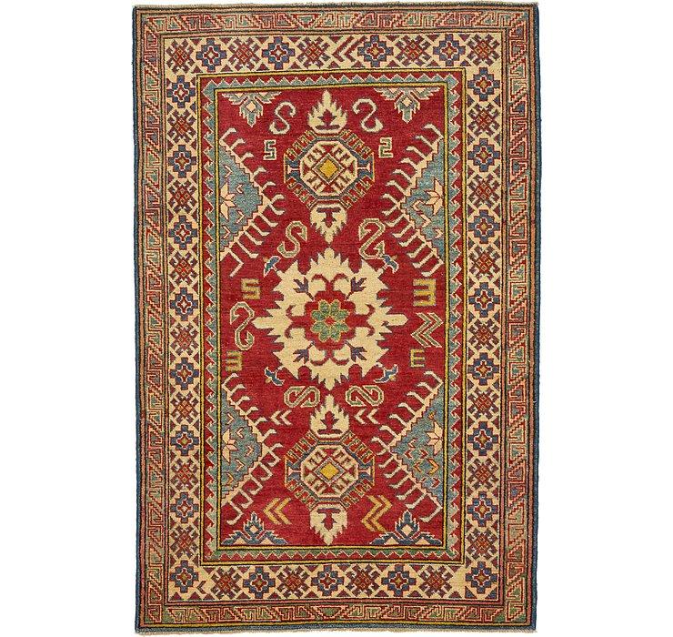 3' 9 x 5' 9 Kazak Oriental Rug