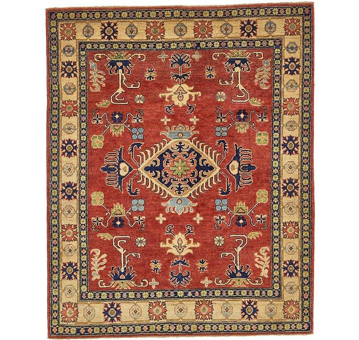 160cm x 195cm Kazak Oriental Rug